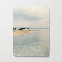 Find Your Calm Metal Print