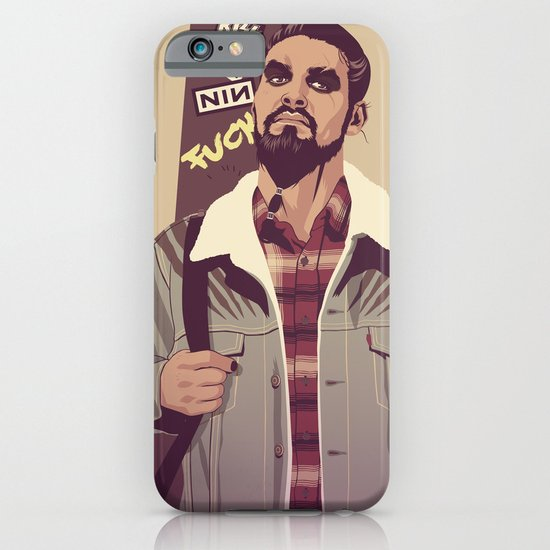 80/90s - K. Dr iPhone & iPod Case
