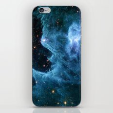 Ghost Nebula iPhone & iPod Skin