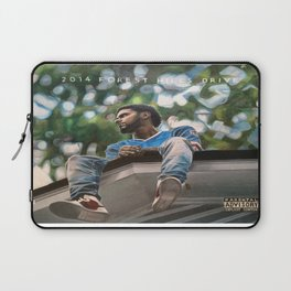J.Cole 2014 Forest Hills Drive Drawing Laptop Sleeve
