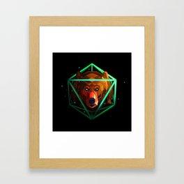 Ursus Bear Framed Art Print