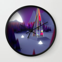 I SAUCE SILLY'S Wall Clock