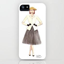 Bar Suit iPhone Case