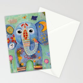 """Baby Ella"" Stationery Cards"