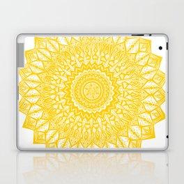 Sunshine-Yellow Laptop & iPad Skin