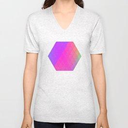 Hexagon? Unisex V-Neck