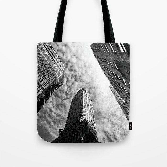 Metropolis - New York City Tote Bag