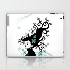 Audrey Hepburn Natural line Laptop & iPad Skin