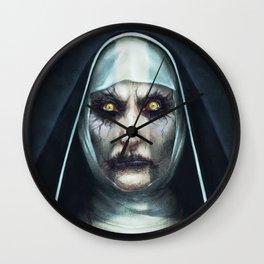 Valak the Nun Wall Clock