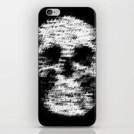 Love Kills 1 iPhone Skin