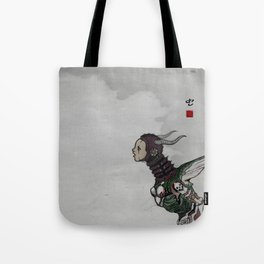 worm Tote Bag