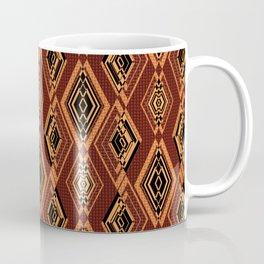 Abstract geometric pattern. Coffee Mug