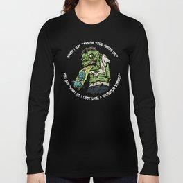 Zombie Hands Long Sleeve T-shirt