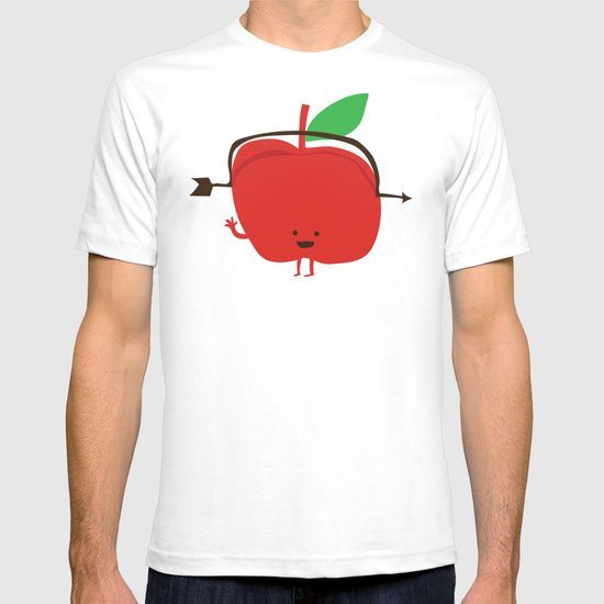 The Apple and The Arrow T-shirt