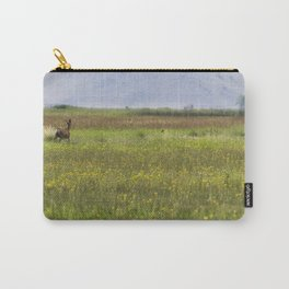 Springtime Magic, No. 2 cropped Carry-All Pouch