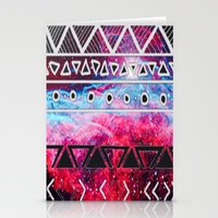 aztec Stationery Cards featuring AZTEC by UDIN