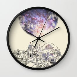 Cincinnati Fairy Tale Wall Clock