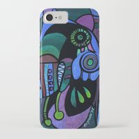bugs iPhone & iPod Cases featuring BUGS by Deyana Deco