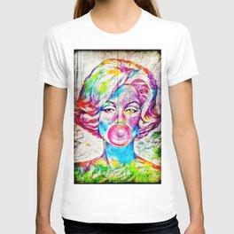 Bubble Gum Pop Art T-shirt
