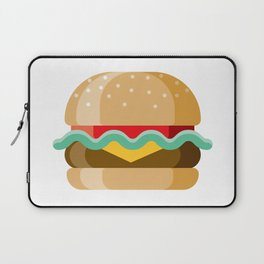 Delicious Cheeseburger Laptop Sleeve