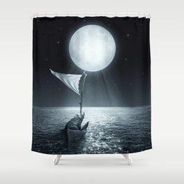 Set Adrift II Shower Curtain