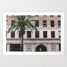 Taft Building Art Print