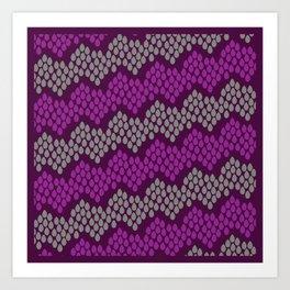 Pattern_02 Art Print