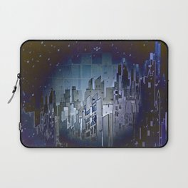 Walls in the Night - UFOs in the Sky Laptop Sleeve