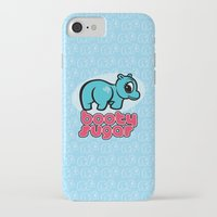 booty iPhone & iPod Cases featuring Booty Sugar by DUBLIC