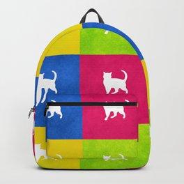 Pop Art Cats Backpack