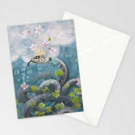 Natrix Oxalis Stationery Cards