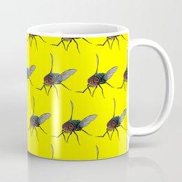 Flys pattern Coffee Mug
