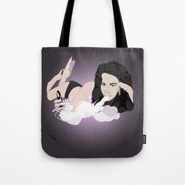 Vape Queen Tote Bag