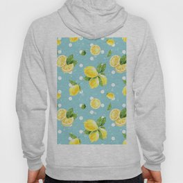 Lemon Pattern 05 Hoody