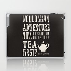 Peter Pan - Shall We Have Our Tea First Laptop & iPad Skin