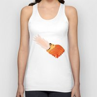 lion Tank Tops featuring Lion by Nir P