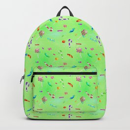 Candy (lime version) Backpack