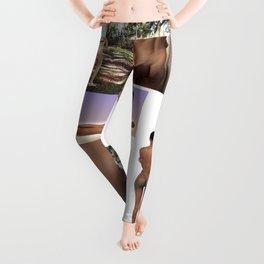 Beautful Bare Buttz 1 Leggings