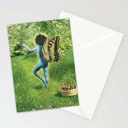 Apple Tree Nymph Stationery Cards