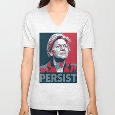#Persist Unisex V-Neck