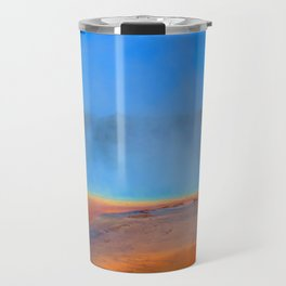 Grand Prismatic Spring Travel Mug