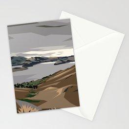 Cass Bay, New Zealand Stationery Cards