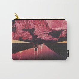 Neon Highway Carry-All Pouch