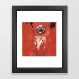 Discoteque Framed Art Print