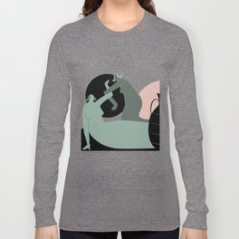Capricorn (Dec 22 - Jan 20) Long Sleeve T-shirt