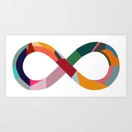 Infinity 1 Art Print
