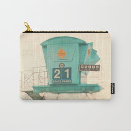 Lifeguard station. No. 21 Carry-All Pouch