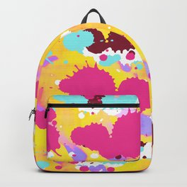 Funky Dancing Spots Backpack