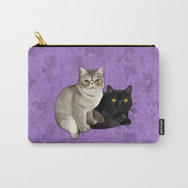 Trixie and Monty Carry-All Pouch