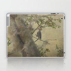 In The Moss Laptop & iPad Skin